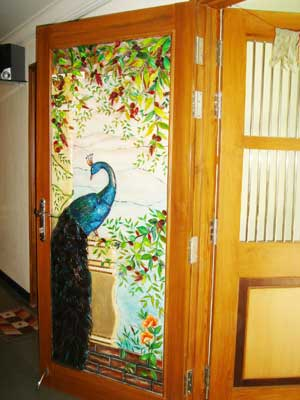 Buy Decorative Glass Doors From Navkar Creations Pune