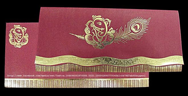 Unique Wedding Invitation Cards 02 Manufacturer Manufacturer From