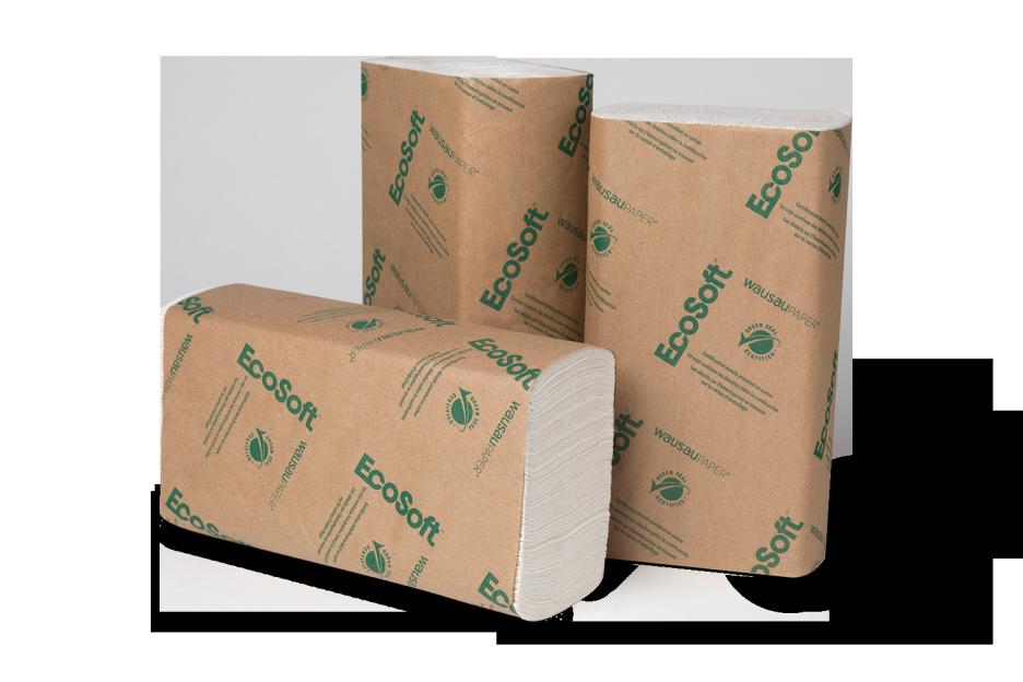 EcoSoft Multifold Towels
