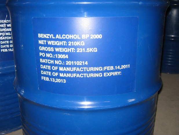 Benzyl Alcohol Manufacturer In China By Nanjing Xinxu