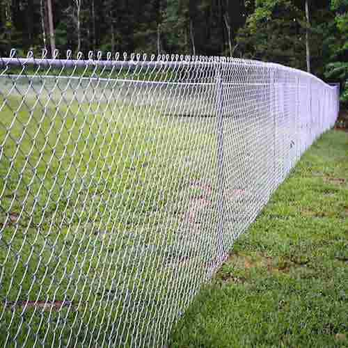 Galvanized Steel Ingot Distributor Belarus: Buy Chain Link Fence From Muktabai Enterprises, India