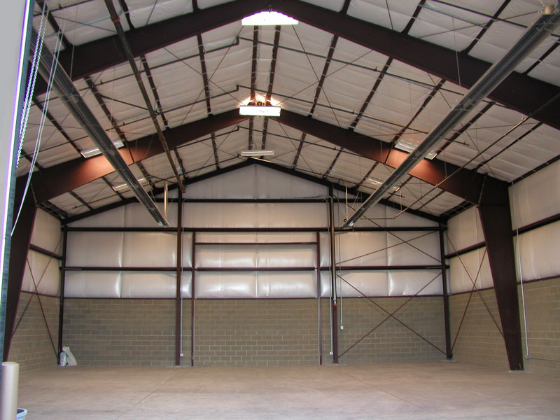 Buy pre engineered building from rays design consortium for Pre engineered garage