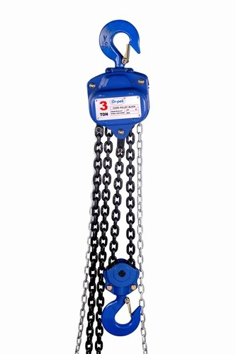 Chain Pully Block