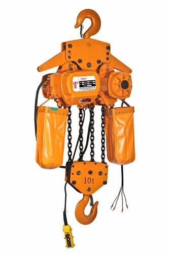 Electric Chain Pully Block