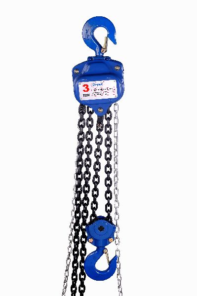 Hand Operated Chain Pulley Block ORPEK