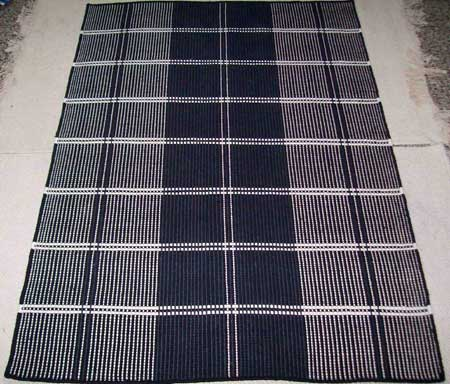 Ansari Floor Coverings Hand Woven Woolen Drugget