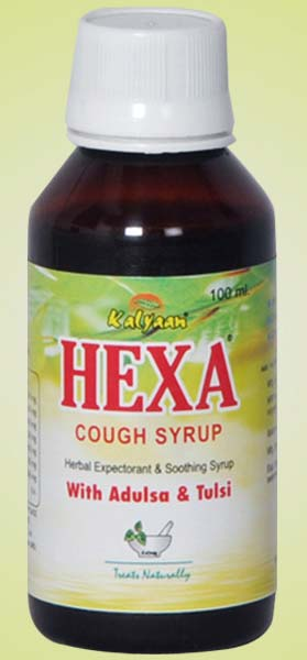Kalyaan Hexa Cough Syrup Manufacturer In Chhindwara Madhya Pradesh India Id 961781