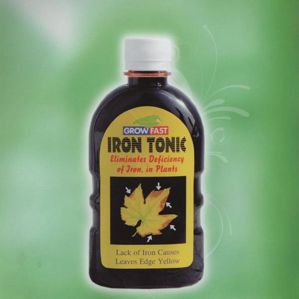 Grow Fast Iron Tonic