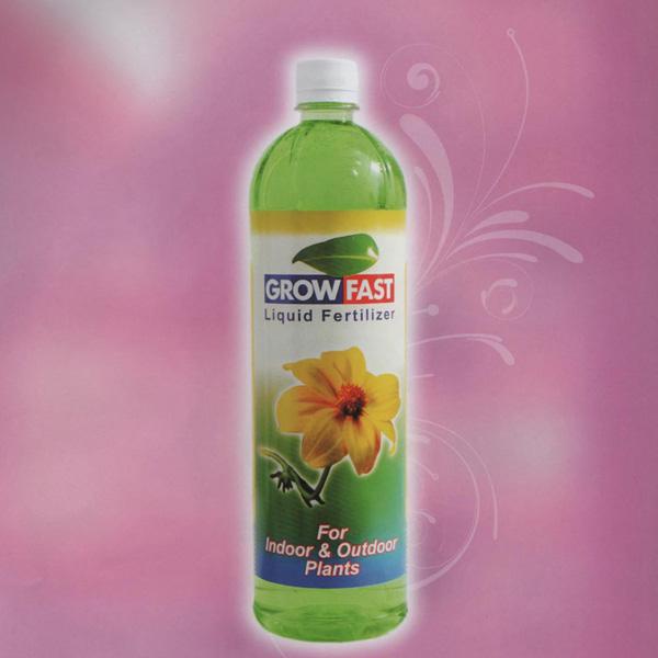 Grow Fast Liquid Fertilizer