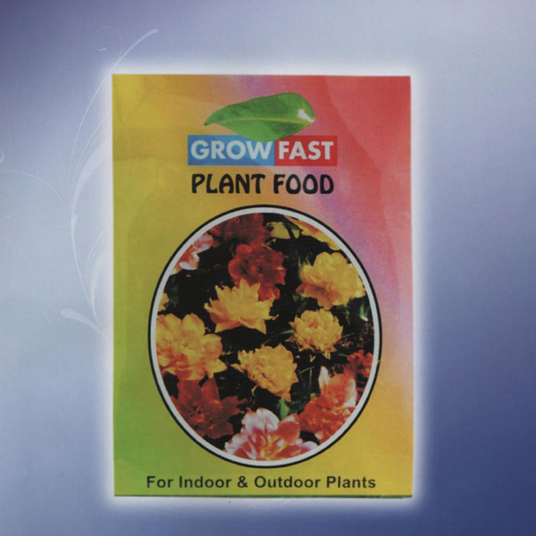 Grow Fast Plant Food
