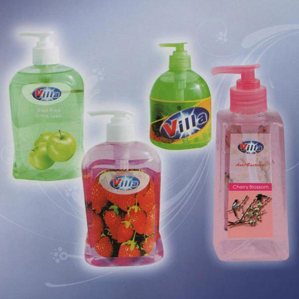 Villa Soft Liquid Soap