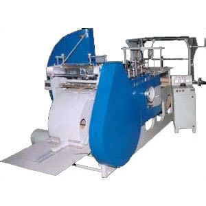 KFC Paper Bag Making Machine (Jenan: PBMM)