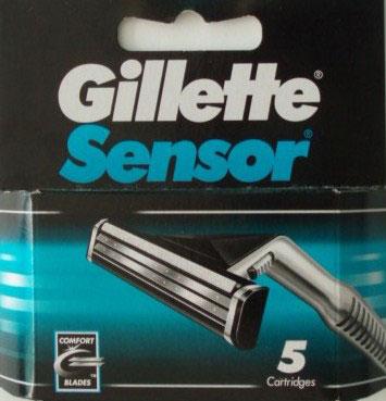 Sensor, Fusion Blades, Razor