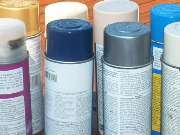 Spray Paint (PAI-01)