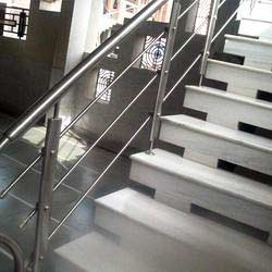 Stainless Steel Staircase Railings (Stainless Steel Stai)
