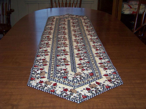 Table Runner From Gramshilp Surguja India Id 559066