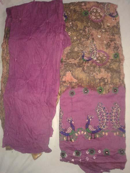 Designer Printed Embroidered Cotton Punjabi Suits Manufacturer In