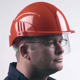 Vision Safety Helmet
