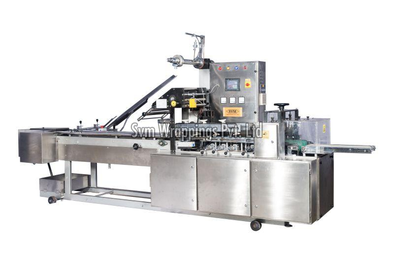 Automatic Toast Packing Machine (SVM/W/FAA/40)