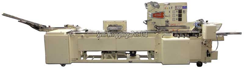 Biscuit Wrapping Machine (SVM/W/FAA/40)