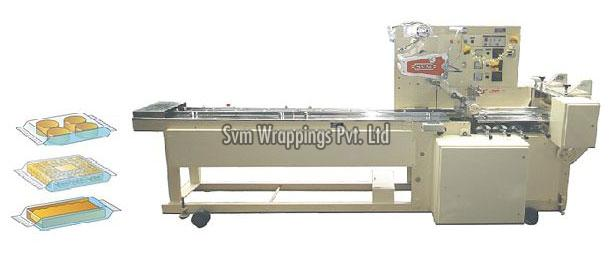 Wrapping Machine (Model No. - SVM/W/TP)