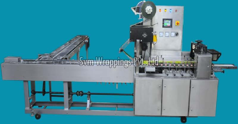 Soap Wrapping Machine (SVM/W/CCF/150)