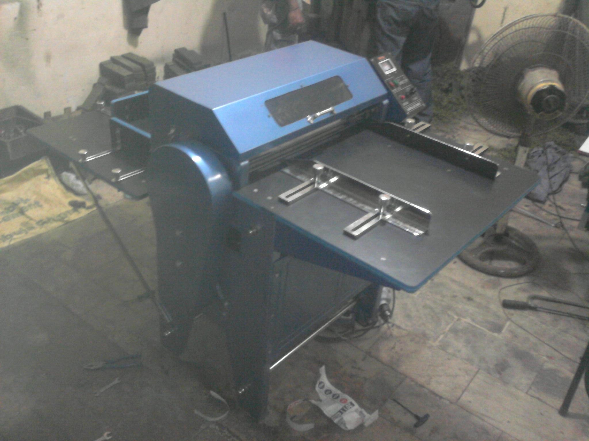 It is a graphic of Modest Half Cut Sticker Label Cutting Machine