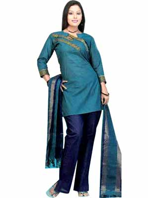 Womens Silk Suit, Silk Salwar Suits Manufacturer inShahdara Delhi ...