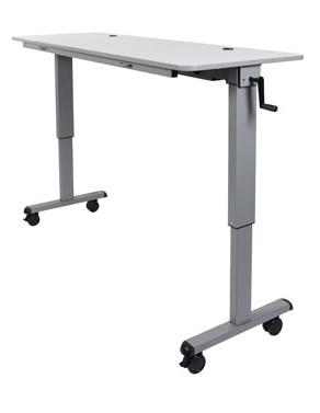 Adjustable Flip Top Table Crank Handle