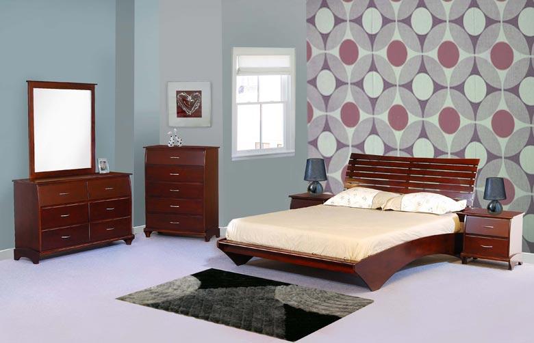 Genova Collection Bed Room Set (SGV 109 2011)