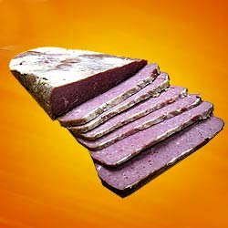 Buffalo Meat Slices