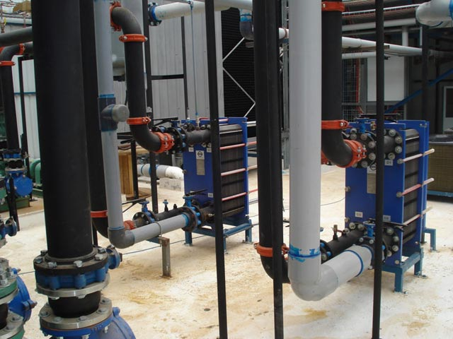 Heat Exchanger: Heat Exchanger Installation