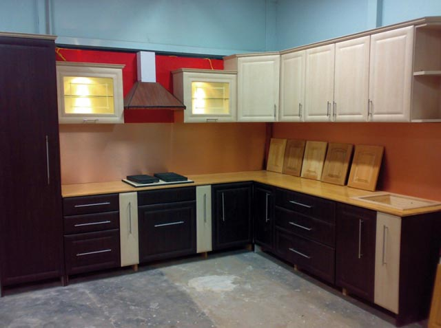 wooden modular kitchen manufacturer in kutch gujarat india