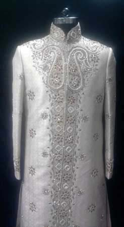 Item Code : SI-318 Designer Embroidered Sherwanis