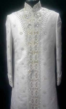 Item Code : SI-319 Designer Embroidered Sherwanis