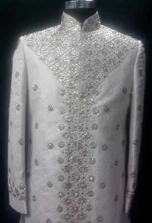 Item Code : SI-321 designer embroidered sherwanis