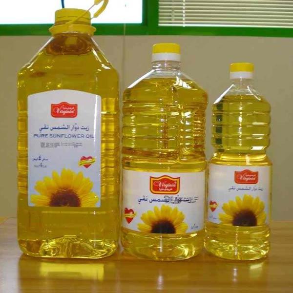 Sunflower Oil Refined