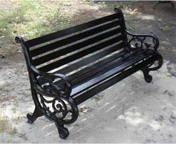 Peachy Garden Benches Manufacturer In Delhi India By Shiva Garden Bralicious Painted Fabric Chair Ideas Braliciousco