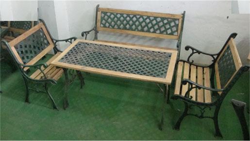 a57e0ba2d4c6 park bench Manufacturer in Delhi India by Shiva Garden Shop | ID ...