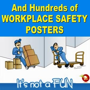 Buy Workplace Safety Posters From Posterindya Panchkula