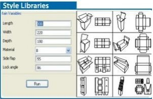 Kasemake Package Design Dxf Ai Carton Software System Manufacturer In Id 928695