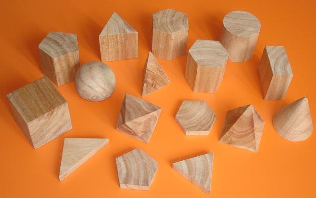 Geometrical Figures (M-901)