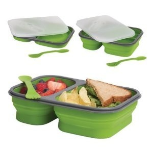 5a914da3fea Buy Silicon Collapsible Lunch Box from Grinch Trade Co.