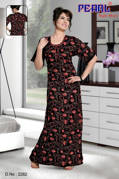 Ladies Nighties Manufacturer   Manufacturer from Mumbai f4ad9995c