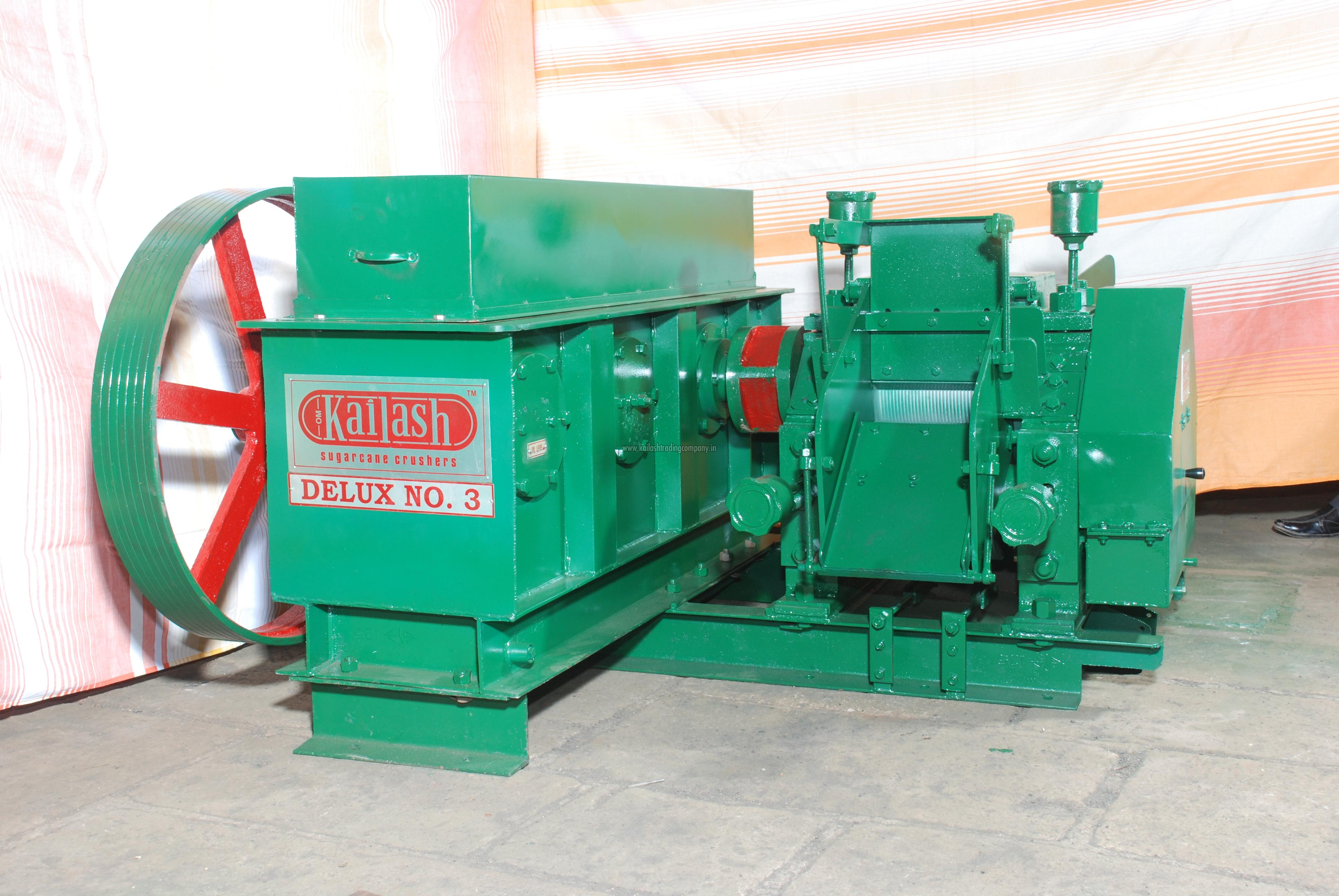 Buy Single Mill Sugarcane Crusher (Deluxe Heavy) from Kailash