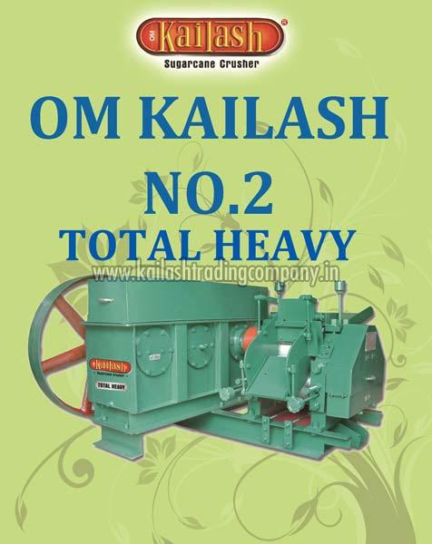 Buy SUGARCANE CRUSHER TOTAL HEAVY from Kailash Trading