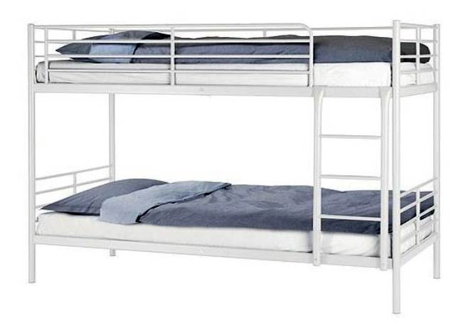 Buy Bunk Bed Two Tier Bed From Opcieas India Id 800468