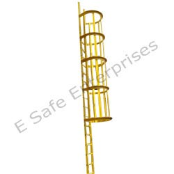 FRP CAGE Ladders