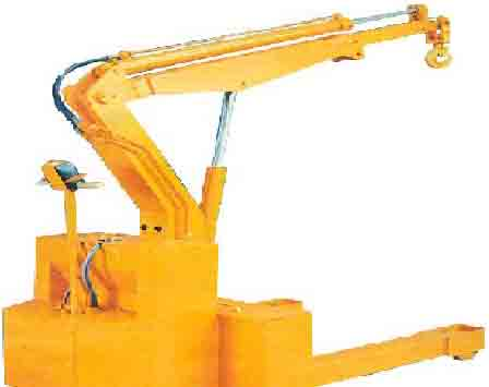 Battery Operated Floor Crane (TF-B)