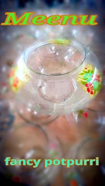 fancy potpurri bowl (pp-10'' fancy)